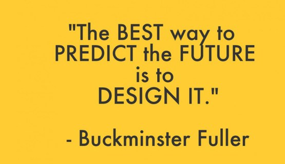 """Buckminster """"Bucky"""" Fuller"""