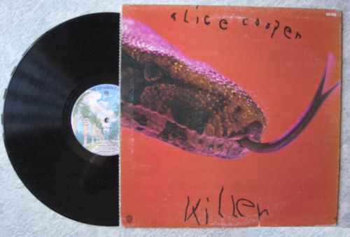 Alice Cooper - Killer
