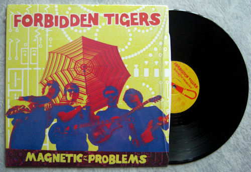 Forbidden Tigers - Magnetic Problems