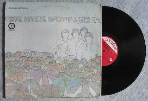 The Monkees - Pisces, Aquarius, Capricorn & Jones Ltd.