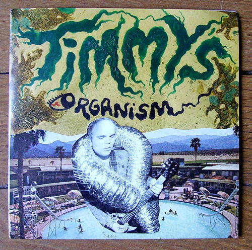 Timmy's Organism - Squeeze The Giant