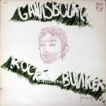 SERGE GAINSBOURG – Rock Around The Bunker