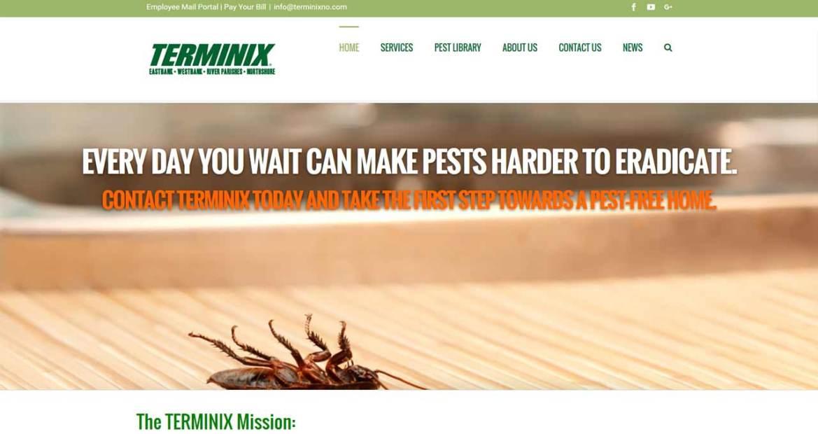 Terminix Pest Control