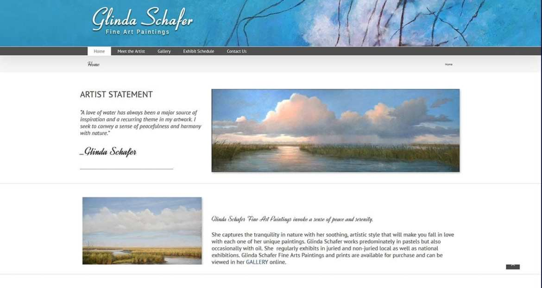 Glinda Schafer Fine Art Paintings