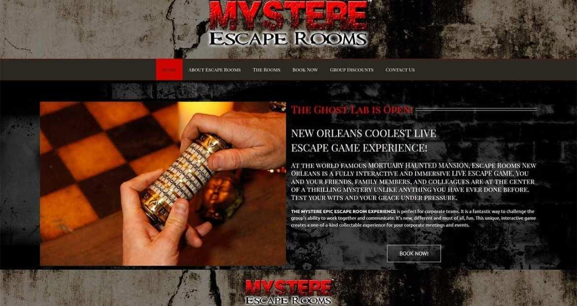 Mystere Escape Rooms