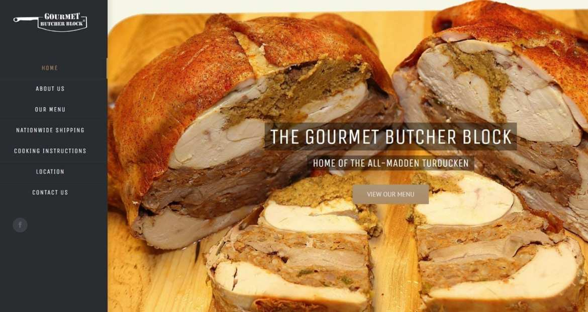 The Gourmet Butcher Block