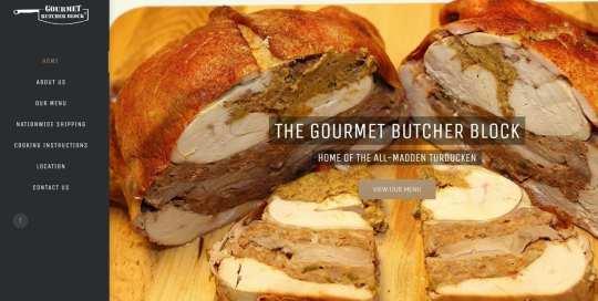 The Gourmet Butcher Block