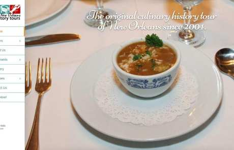 New Orleans Culinary History Tours