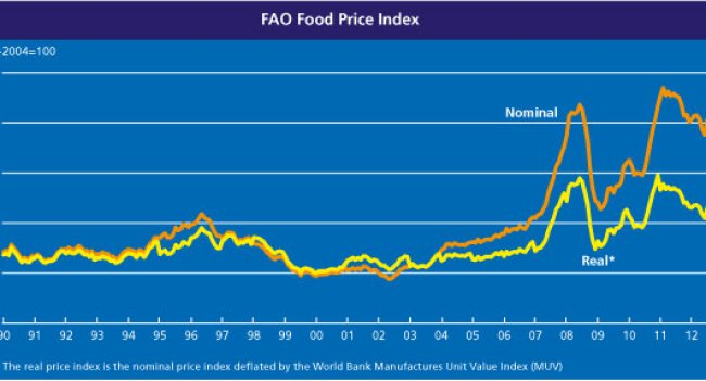 FAO long-term Chart