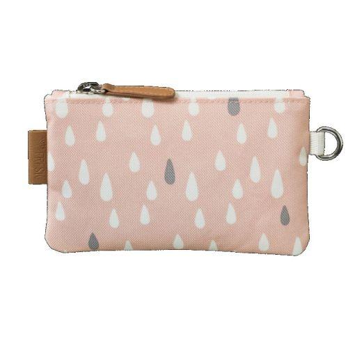 pénztárca esőcseppek