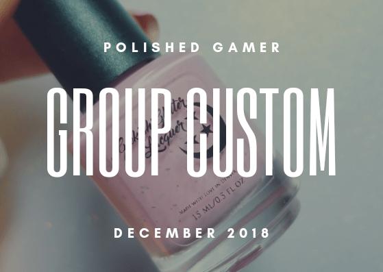 Geekish Glitter Lacquer – Don't Make A Sound