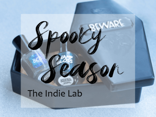 The Indie Lab October 2020 Spooky Season + Giveaway!