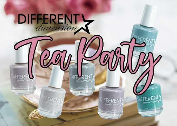 Different Dimension – Tea Party