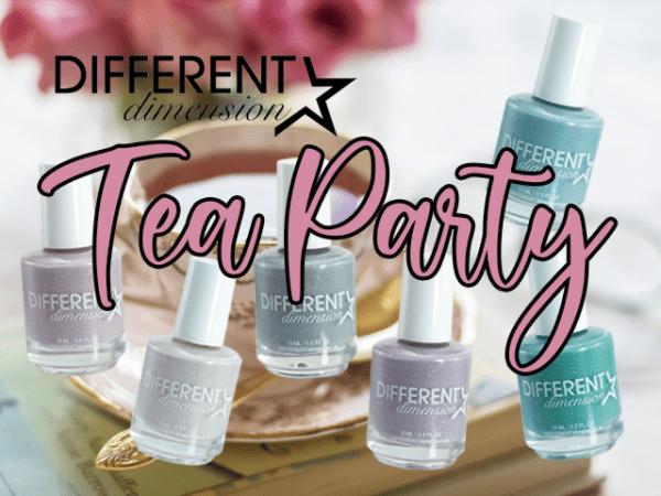 Different Dimension – Tea Party