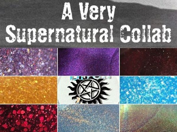 A Very Supernatural Collab + Giveaway!