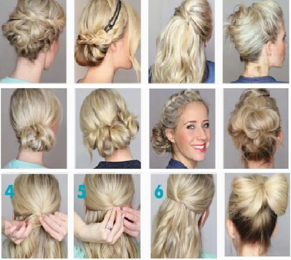 Trending Hair Styles; Best Hair Style Ideas for Women , 2019