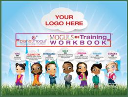Image of the Moguls in Training Workbook