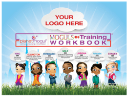 Image of the Moguls in Training Workbook
