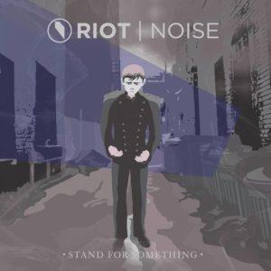 RIOTNOISE album artworkd