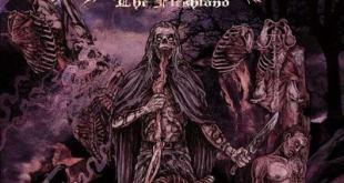 Coffins - Fleshland Artwork