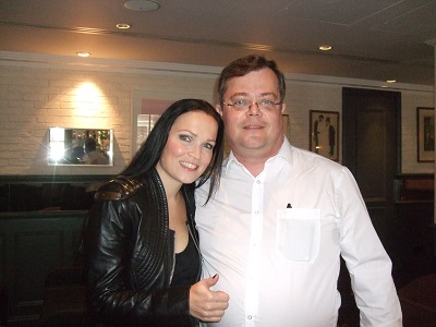 Ant with Tarja