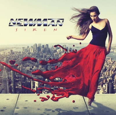 STEVE NEWMAN Siren cover (400x396)