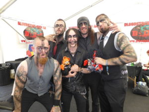 Gehtika interview Bloodstock 2013