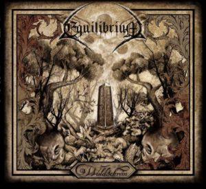 equilibrium - waldschrein album cover