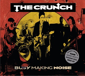 the crunch - busy making noise