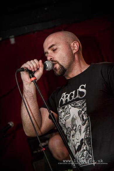 Argus/Rabid Bitch Of The North/ Terminus – Voodoo, Belfast – 13-10-13