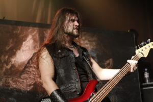 Iced Earth's Luke Appleton