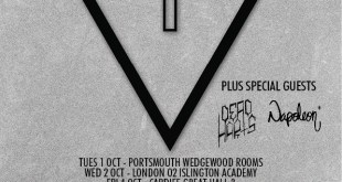 The Devil Wears Prada @ Oh Yeah Centre, Belfast – Friday 11 October 2013