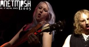Gloryhammer, Darkest Era, Dendera & Death Valley Knights – Garage, London – 1st October 2013