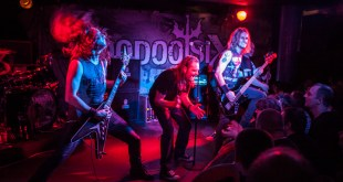 Voodoo Six – The Underworld, London – 28/10/2013