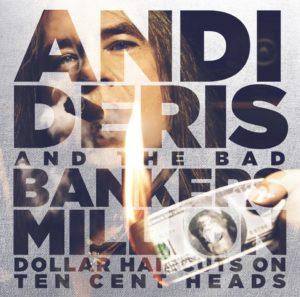 Andi Deris - Album Artwork