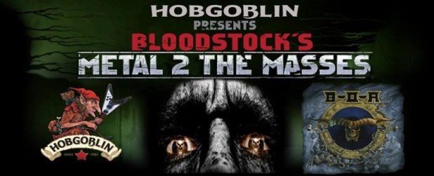 BLOODSTOCK announce 2014's 'Metal 2 The Masses' Programme