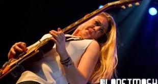 Joanne Shaw Taylor photos – 28th November 2013