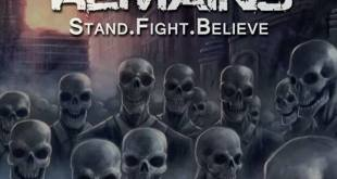 Death Remains - Stand Fight Believe Artwork