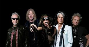 AEROSMITH announced as 3rd Headliner at Download 2014