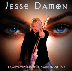 JESSE DAMON - Temptation In The Garden Of Eve