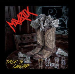 Maverick - EP artwork