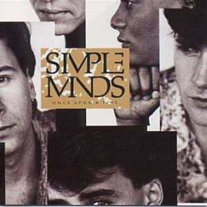 Simle Minds Once Upon A Time (Small)