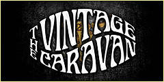 Vintage Caravan logo Wacken 2014