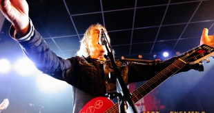 Mike Peters of The Alarm by Alex English for Planetmosh