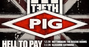 Hell To Pay Tour