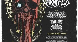 Carnifex Tour