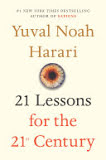 the cover of 21 Lessons for the 21st Century