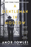 the cover of A Gentleman in Moscow