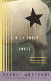 the cover of A Wild Sheep Chase