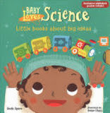 the cover of Baby Loves Science